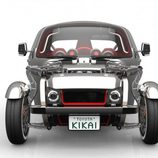 Toyota Kikai Concept Tokyo Motor Show - Frontal 3