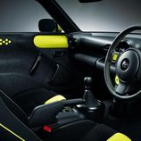 Toyota S-FR Concept Tokyo Motor Show - Interior