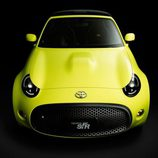 Toyota S-FR Concept Tokyo Motor Show - Frontal