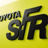 Toyota S-FR Concept Tokyo Motor Show - Siglas