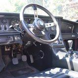 Maserati Bora 4.7 1972 - salpicadero
