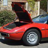 Maserati Bora 4.7 1972 - maletero