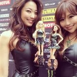 Paddock Girls del GP de Japón 2015 - Monster Girls