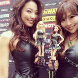 Paddock Girls del GP de Japón 2015 - Monster Girls