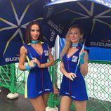 Paddock Girls del GP de Japón 2015 - Suzuki