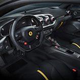 Ferrari F12 Tour de France - interior