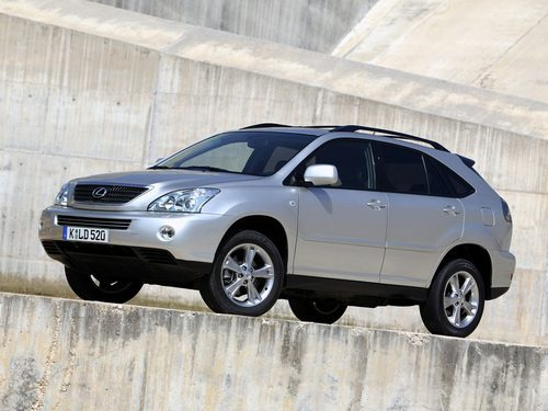 2005 Lexus Rx400h Choice Image - cars wallpaper hd download