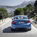 BMW M2 - Trasera 3