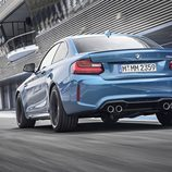 BMW M2 - Trasera 4