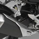 Honda CBR500R 2016 - escape