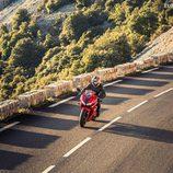 Honda CBR500R 2016 - en carretera
