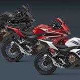 Honda CBR500R 2016 - colores