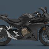Honda CBR500R 2016 - negra