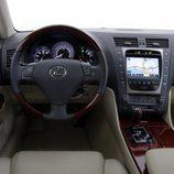 2006 - Lexus GS 450h: Mandos del conductor