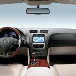 2006 - Lexus GS 450h: Interior