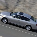 2006 - Lexus GS 450h: Lateral en movimiento