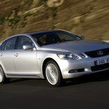 2006 - Lexus GS 450h: 3/4 frontal derecho