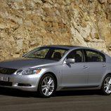2006 - Lexus GS 450h: 3/4 frontal izquierdo