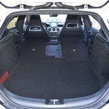 Prueba - Mercedes-Benz CLA Shooting Brake 220 CDI: Maletero, asientos abatidos