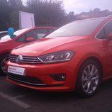 Volkswagen Golf Sportsvan 2015 - delantera