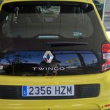 Renault Twingo 2015 - portón
