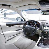 2007 - Lexus LS 600h: mandos del conductor