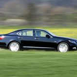2007 - Lexus LS 600h: Lateral en movimiento