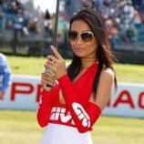 Paddock Girls del GP de Australia 2015 - GIVI