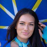 Paddock Girls del GP de Australia 2015 - Suzuki