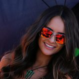 Paddock Girls del GP de Australia 2015 - Monster Girl morena