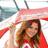 Paddock Girls del GP de Australia 2015 - Ducati Pramac