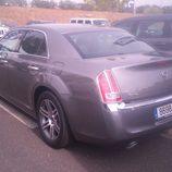 Lancia Thema - rear