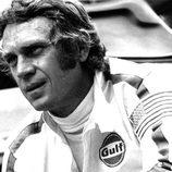Steve McQuuen rodaje Le Mans