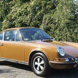 Porsche 911 T 1971 ex-Steve McQueen - front