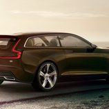 Volvo Concept State - back