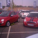 Feria automóvil de Toledo - MINI y 500