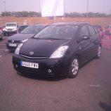 Feria automóvil de Toledo - Toyota Prius mkII
