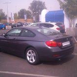 Feria automóvil de Toledo - BMW Serie 4 rear