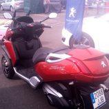 Feria automóvil de Toledo - Peugeot Metropolis