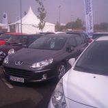 Feria automóvil de Toledo - Peugeot gama