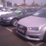 Feria automóvil de Toledo - Audi gama