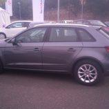 Feria automóvil de Toledo - Audi A3 side