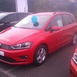 Feria automóvil de Toledo - Volkswagen Golf Sportsvan