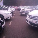 Feria automóvil de Toledo - Volkswagen gama