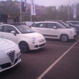 Feria automóvil de Toledo - Fiat gama