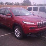 Feria automóvil de Toledo - Jeep Cherokee