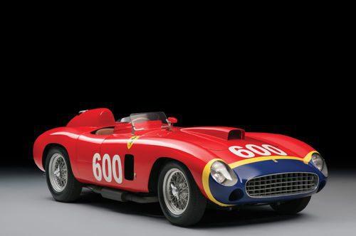 Ferrari 290 MM 1956 - Fangio