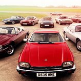 Jaguar XJS 1992-1996 - gama