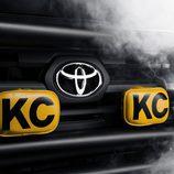Toyota Tacoma 'Regreso al futuro' - KC