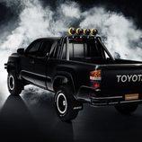 Toyota Tacoma 'Regreso al futuro' - rear